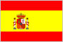Spain Flag w/border